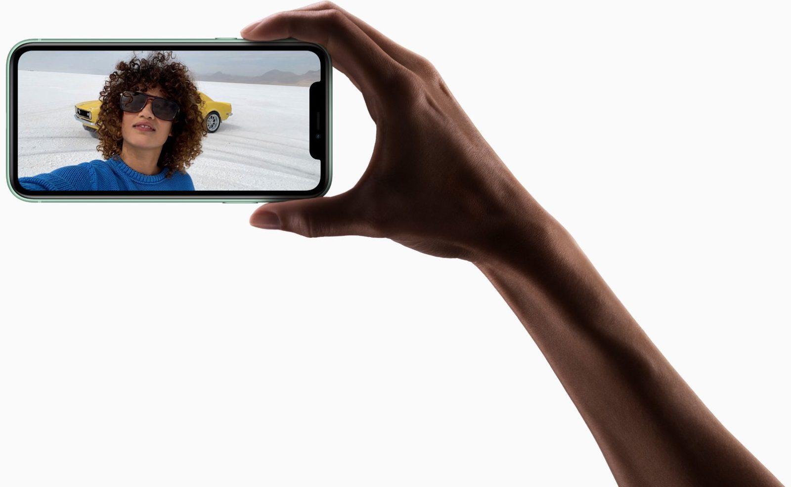 Фото Смартфон Apple iPhone 11 64Gb Black - 16