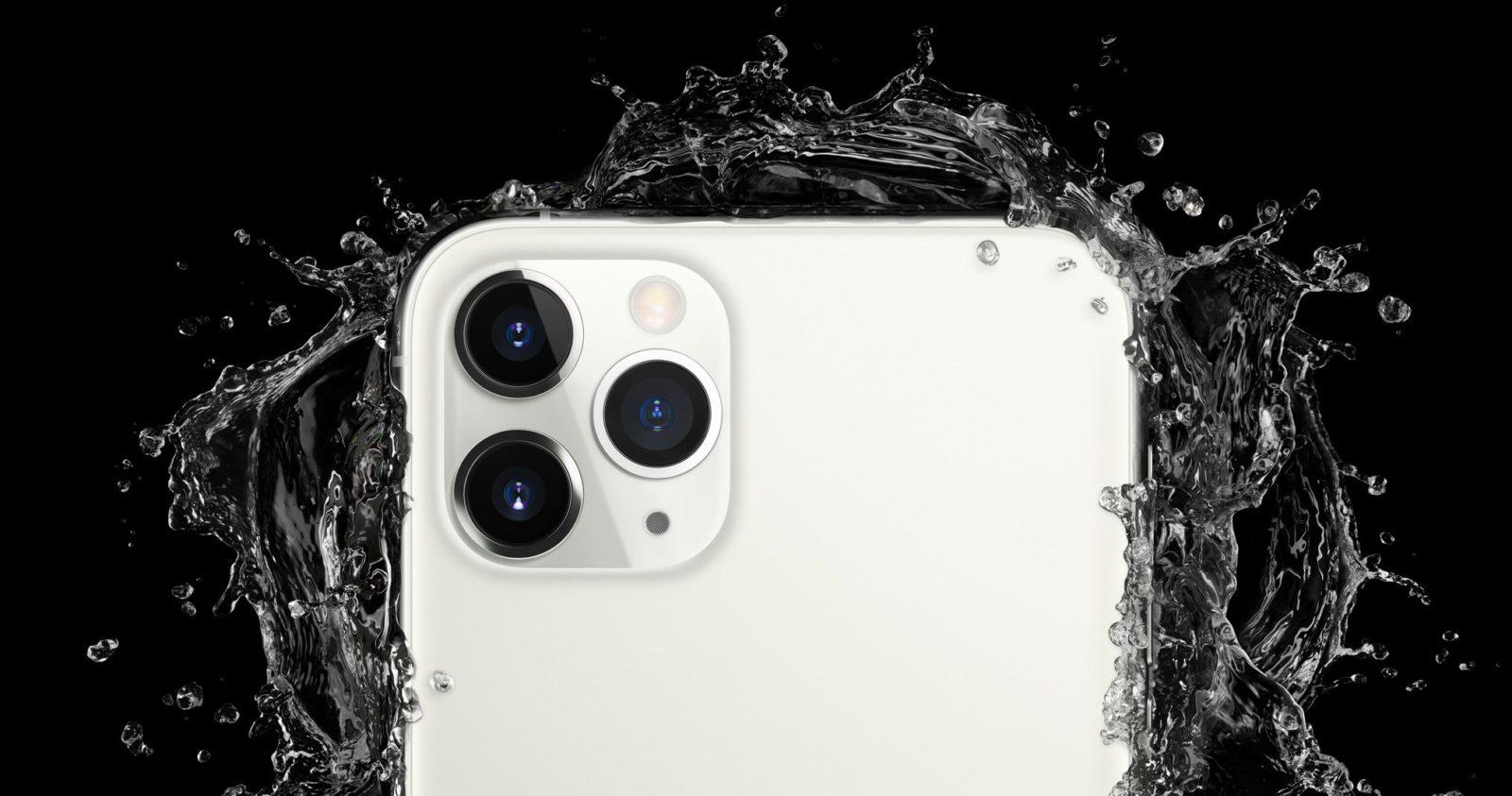 Фото Смартфон Apple iPhone 11 Pro 64Gb Gold - 22