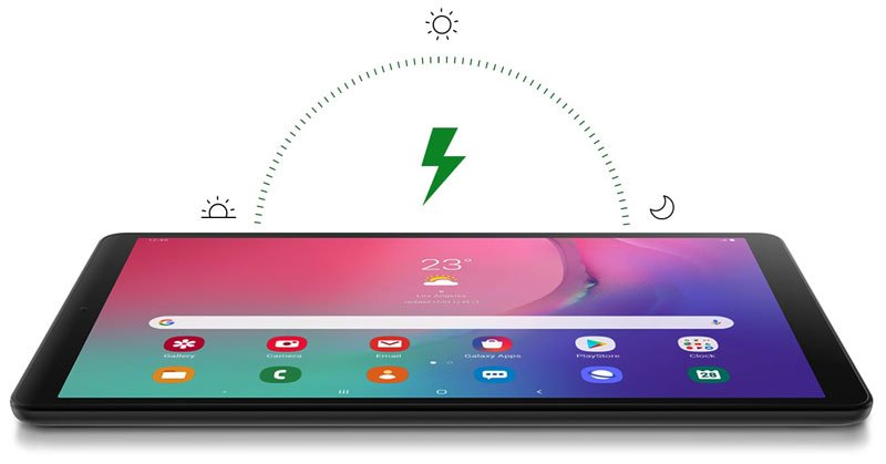 Планшет Samsung ТAB A (T515) 9