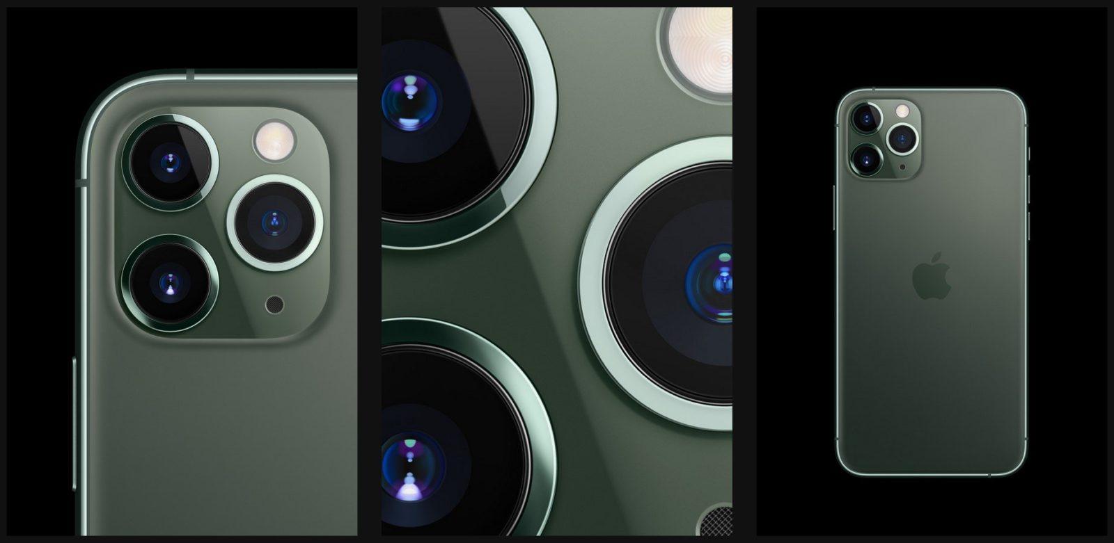 Фото Смартфон Apple iPhone 11 Pro 64Gb Gold - 1