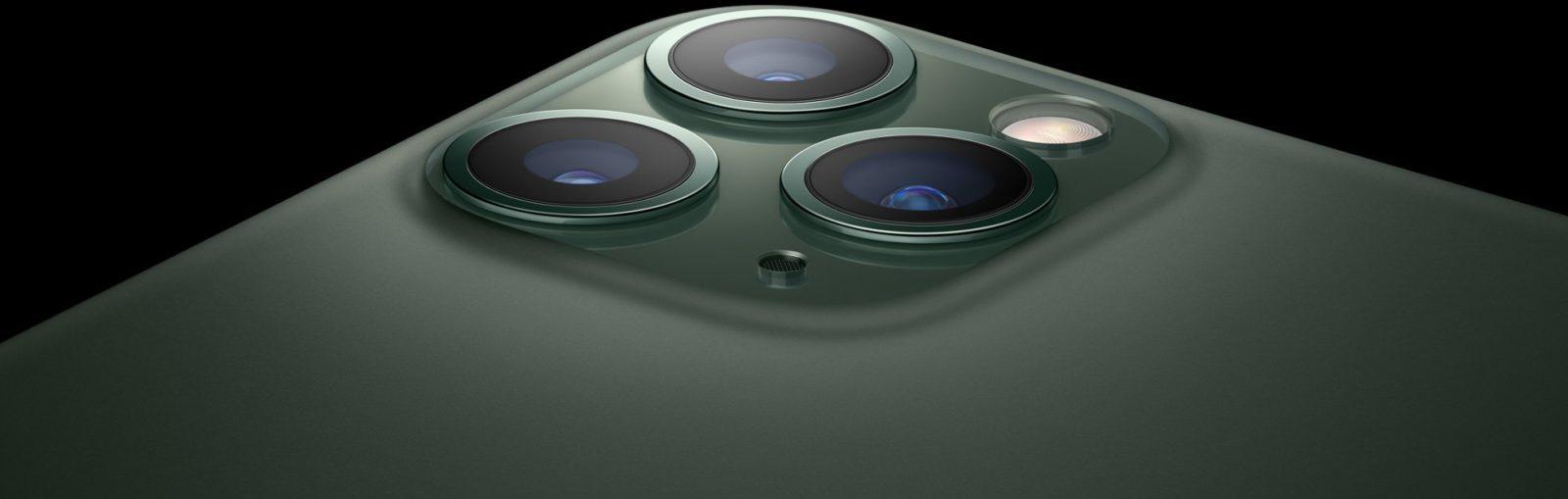 Фото Смартфон Apple iPhone 11 Pro 64Gb Gold - 2