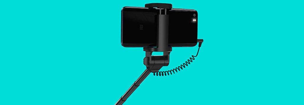 Монопод Xiaomi Bluetooth Selfie Stick 2 (FBA4064CN) Black 2