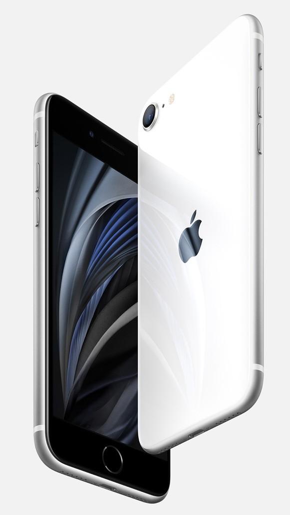 Анонс iPhone SE 2020
