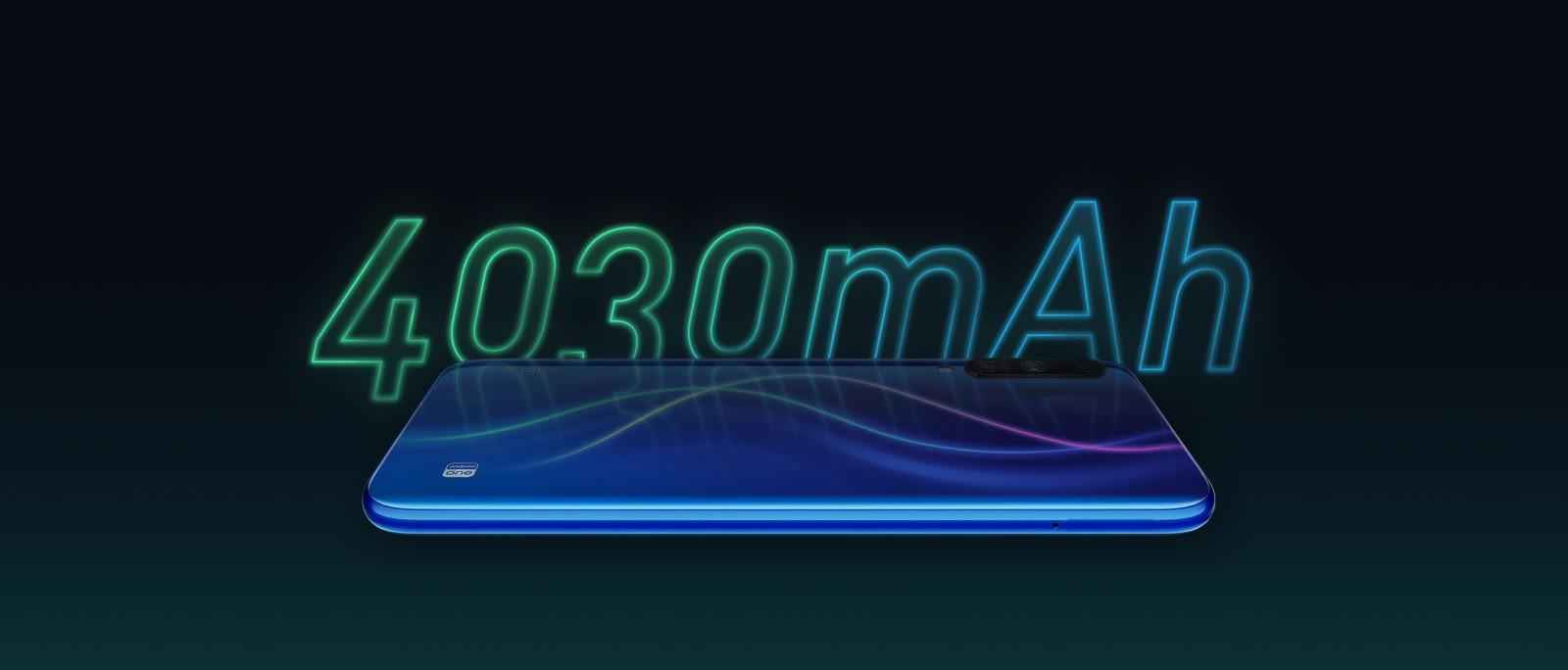 Смартфон Xiaomi Mi A3 4/64 12