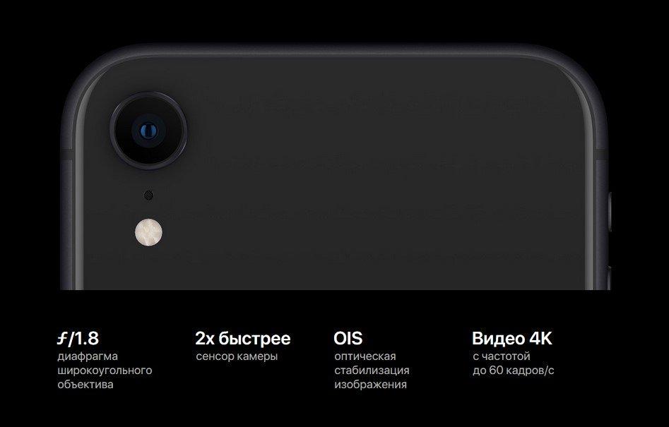 Смартфон iPhone XR 22