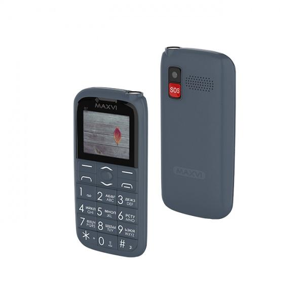 Мобильный телефон MAXVI B7 Marengo 1