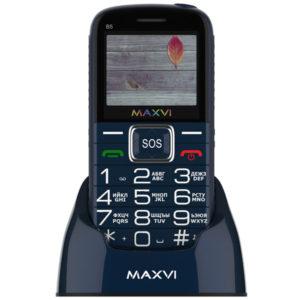 Мобильный телефон MAXVI B5 (Blue)
