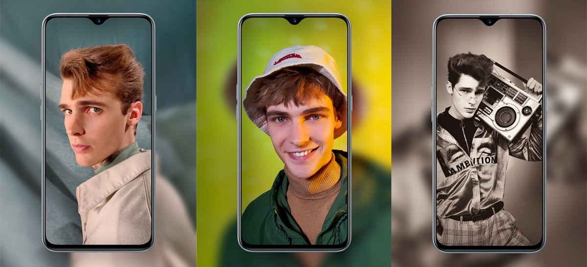Смартфон Realme XT 6