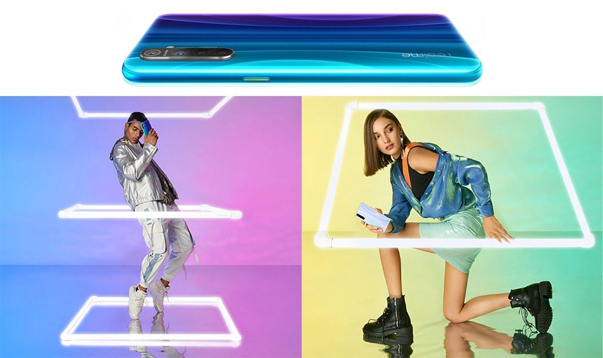 Смартфон Realme XT 9