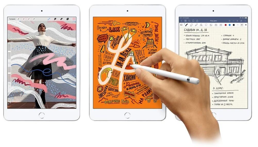 iPad mini 5 Wi-Fi + Cellular 256GB Gold (MUXP2) 1