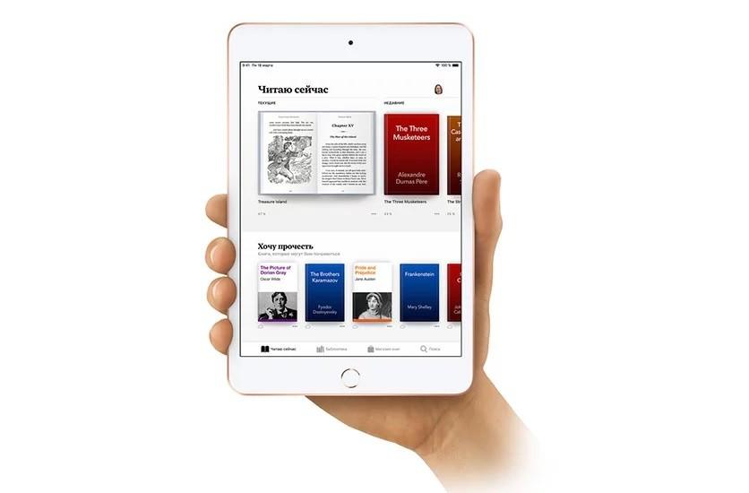 iPad mini 5 Wi-Fi + Cellular 256GB Gold (MUXP2) 5