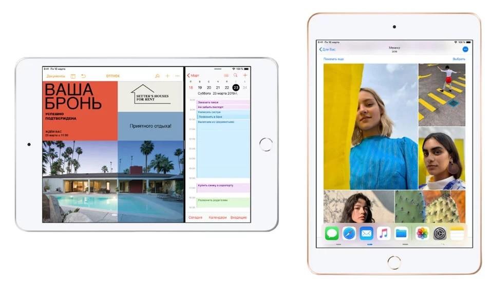 iPad mini 5 Wi-Fi + Cellular 256GB Gold (MUXP2) 8