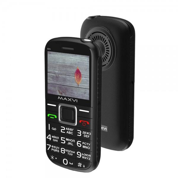 Мобильный телефон MAXVI B5 (black) 1