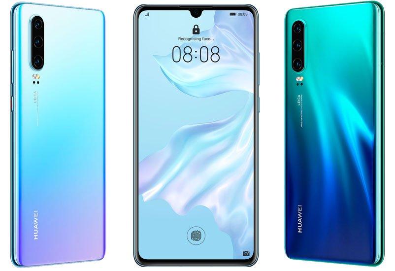 Смартфон Huawei P30 2