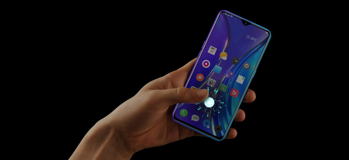 Смартфон Realme XT 12