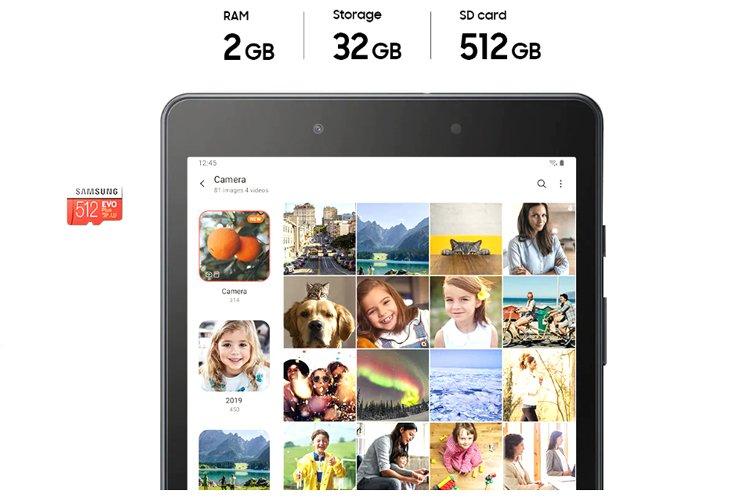 Планшет Samsung ТAB A (T295) 10