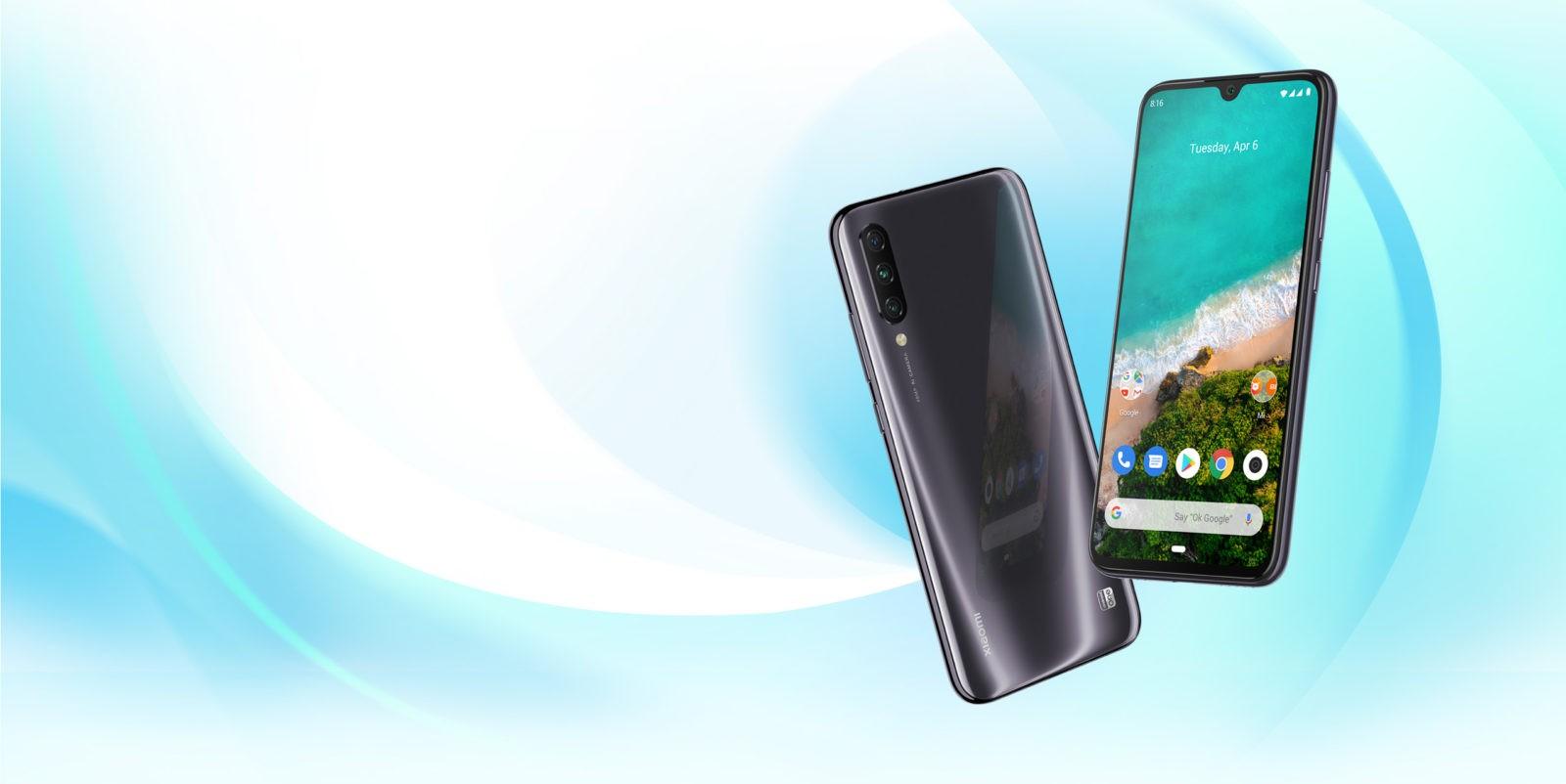 Смартфон Xiaomi Mi A3 4/128 13