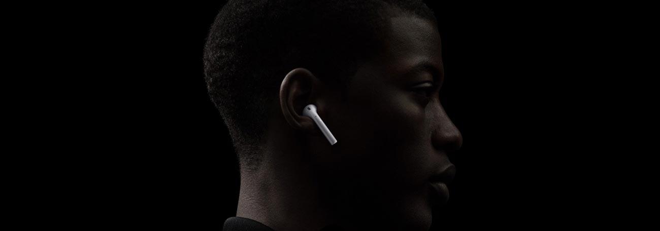 Беспроводные наушники Apple AirPods 2019 (2 поколения) with Wireless Charging Case 2