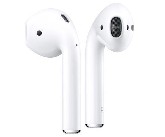 Беспроводные наушники Apple AirPods 2019 (2 поколения) with Wireless Charging Case 3