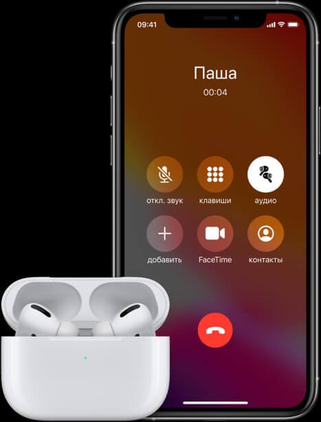 Беспроводные наушники Apple AirPods Pro 19