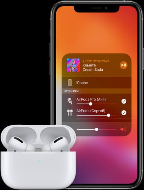 Беспроводные наушники Apple AirPods Pro 20