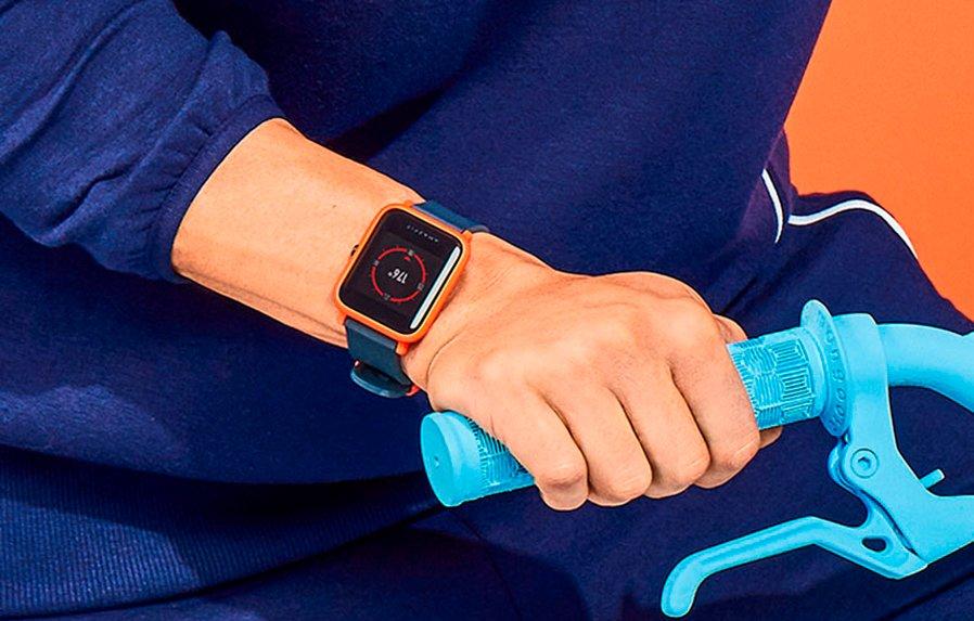 Умные часы Xiaomi Huami Amazfit Bip Black (International Version) 7