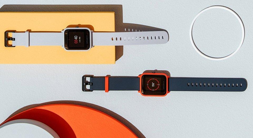 Умные часы Xiaomi Huami Amazfit Bip Black (International Version) 4