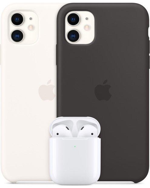 Фото Смартфон Apple iPhone 11 64Gb Black - 23