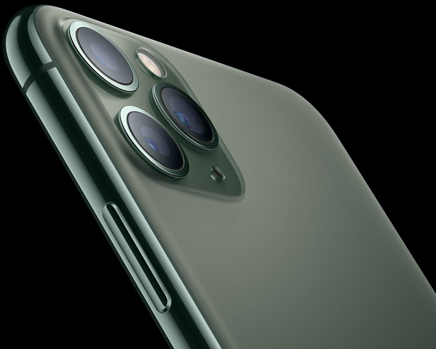 Фото Смартфон Apple iPhone 11 Pro 64Gb Gold - 21