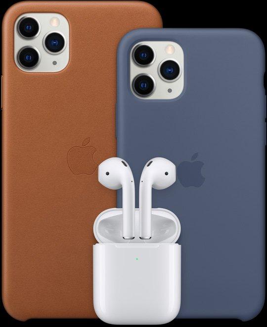 Фото Смартфон Apple iPhone 11 Pro 64Gb Gold - 25