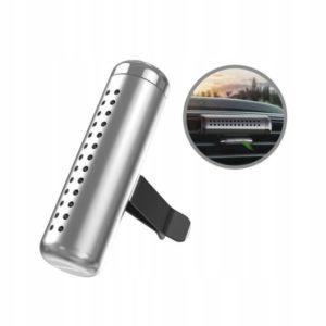 Автомобильный ароматизатор Baseus Horizontal Chubby Car Air Freshener SUXUN-PDB0S (Silver)