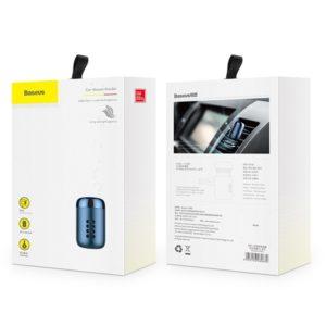 Автомобильный ароматизатор Baseus Little Fatty In-vehicle Fragrance (Gray) SUXUN-PD0S