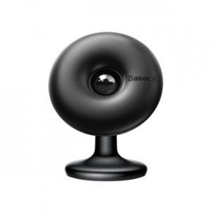 Автомобильный держатель Baseus Star Ring Magnetic Car (Black) Магнитный SUGENT-HQ01