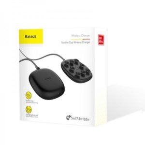 Беспроводное зарядное устройство Baseus Simple Wireless Charger (Black) CCALL-JK01