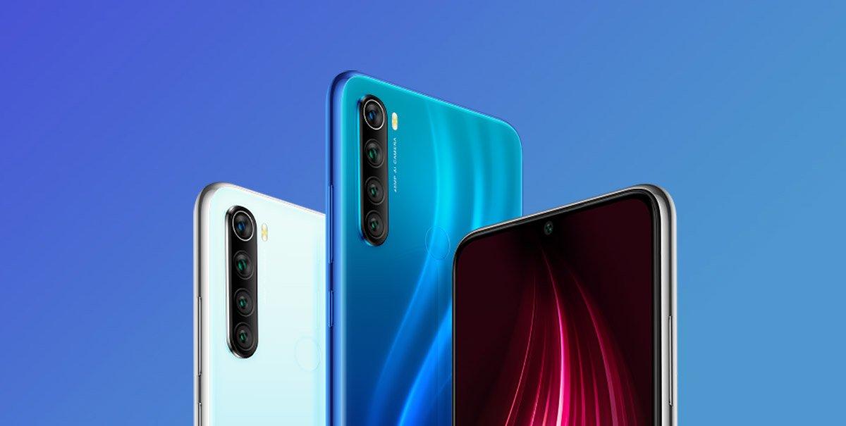 Смартфон Xiaomi Redmi Note 8 3/32 EU 3