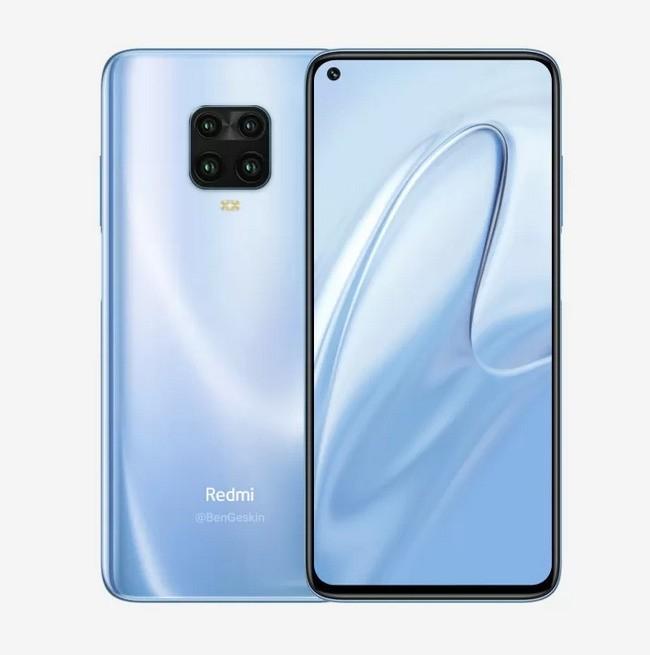 Вместо Redmi Note 9 в Китае выйдет Redmi 10X на Helio G85