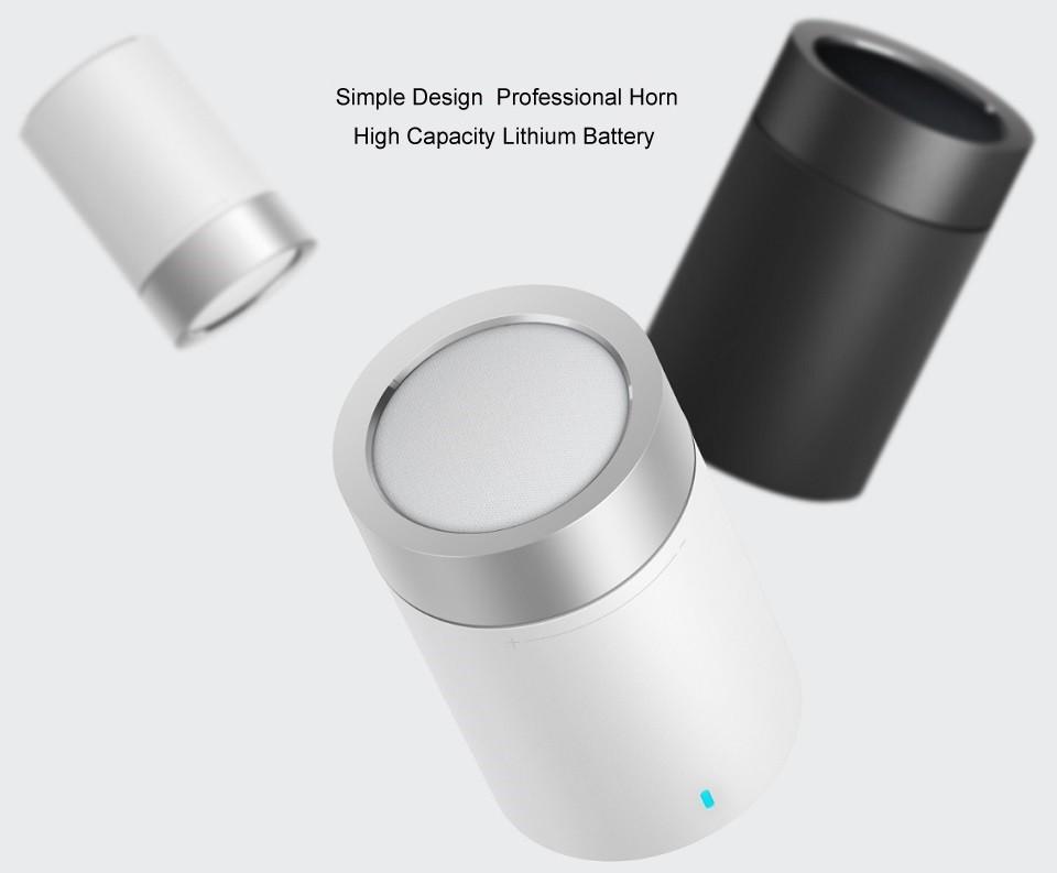 Портативная акустика Xiaomi Mi Pocket Speaker 2 Black 2