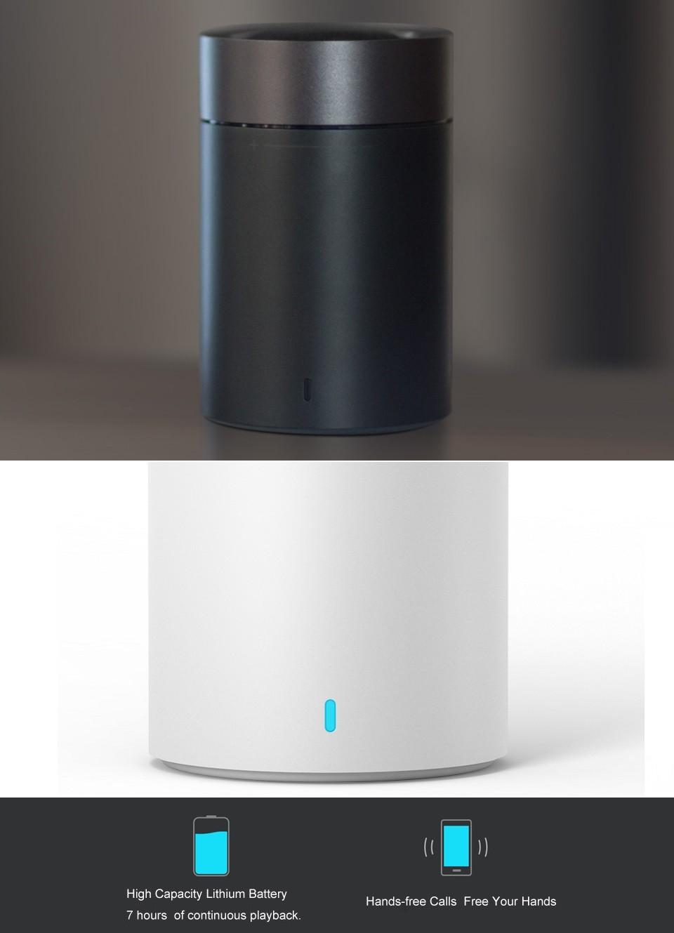 Портативная акустика Xiaomi Mi Pocket Speaker 2 Black 6