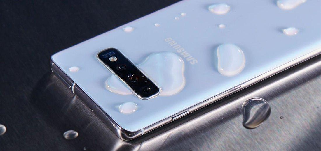 Смартфон Samsung S10e 20