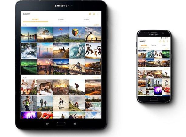 Планшет Samsung ТAB S3(T825) 9
