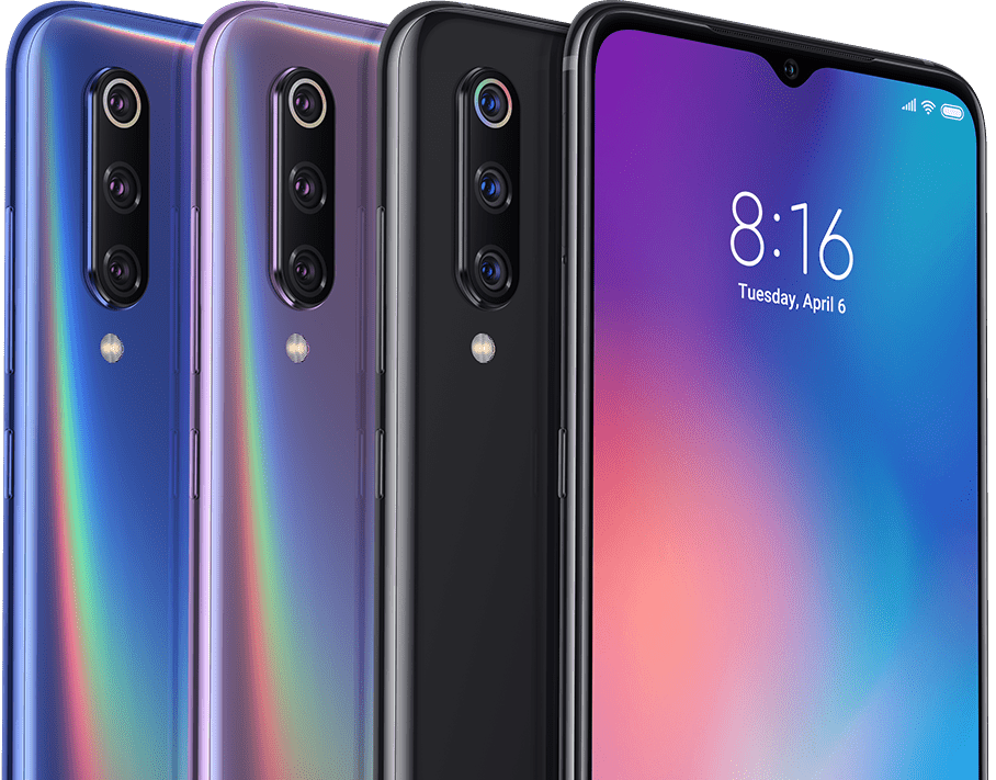Смартфон Xiaomi Mi9 6/128 Global Version 2