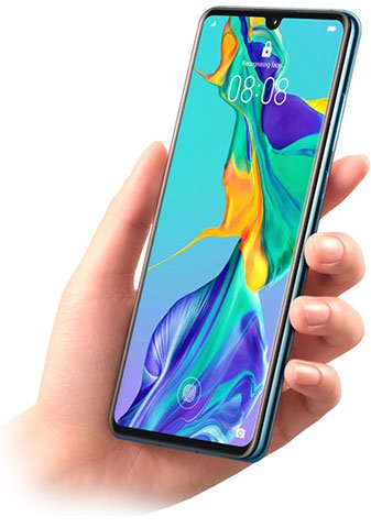 Смартфон Huawei P30 10