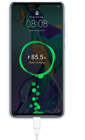 Смартфон Huawei P30 9