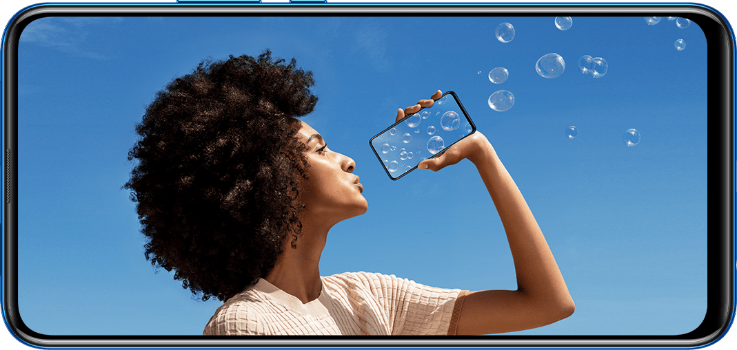 Смартфон Huawei P Smart Z Dual Sim 4