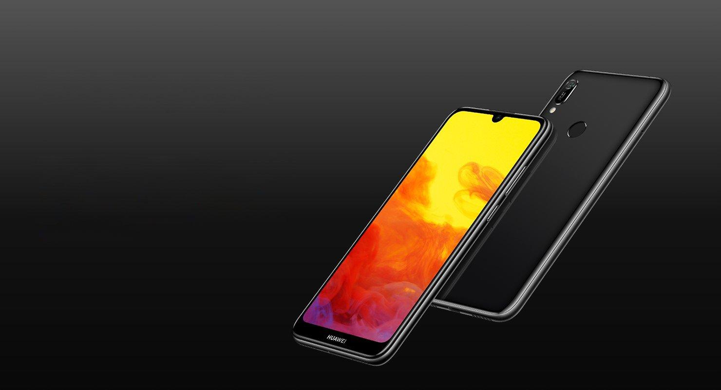 Смартфон Huawei Y6 2019 3