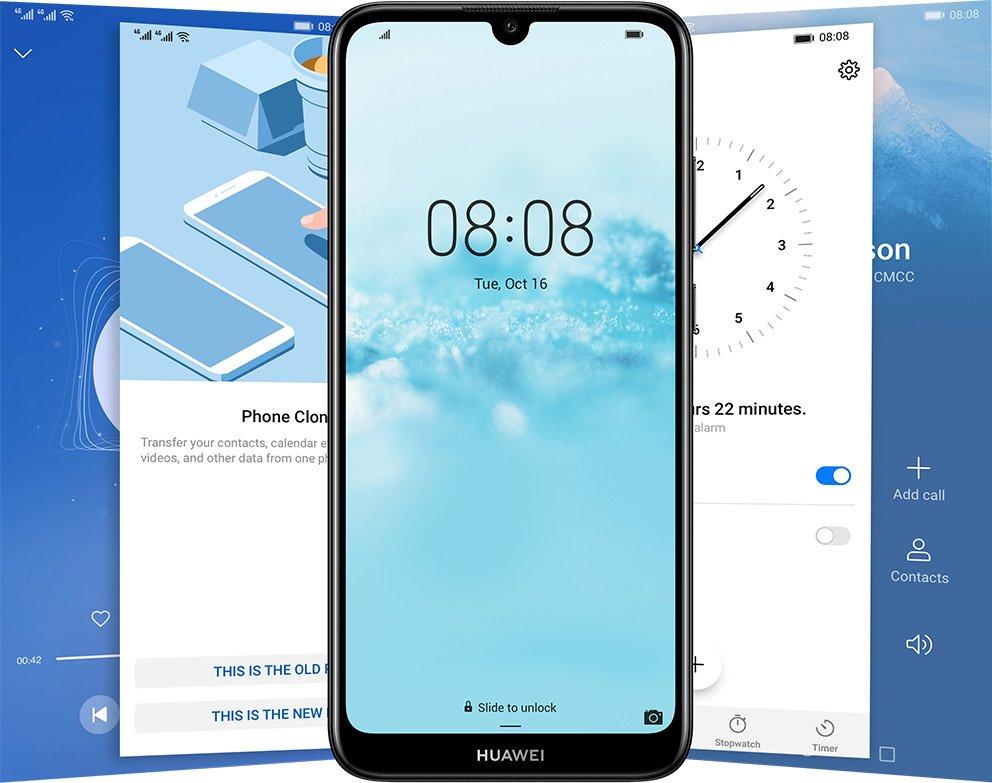 Смартфон Huawei Y6 2019 12