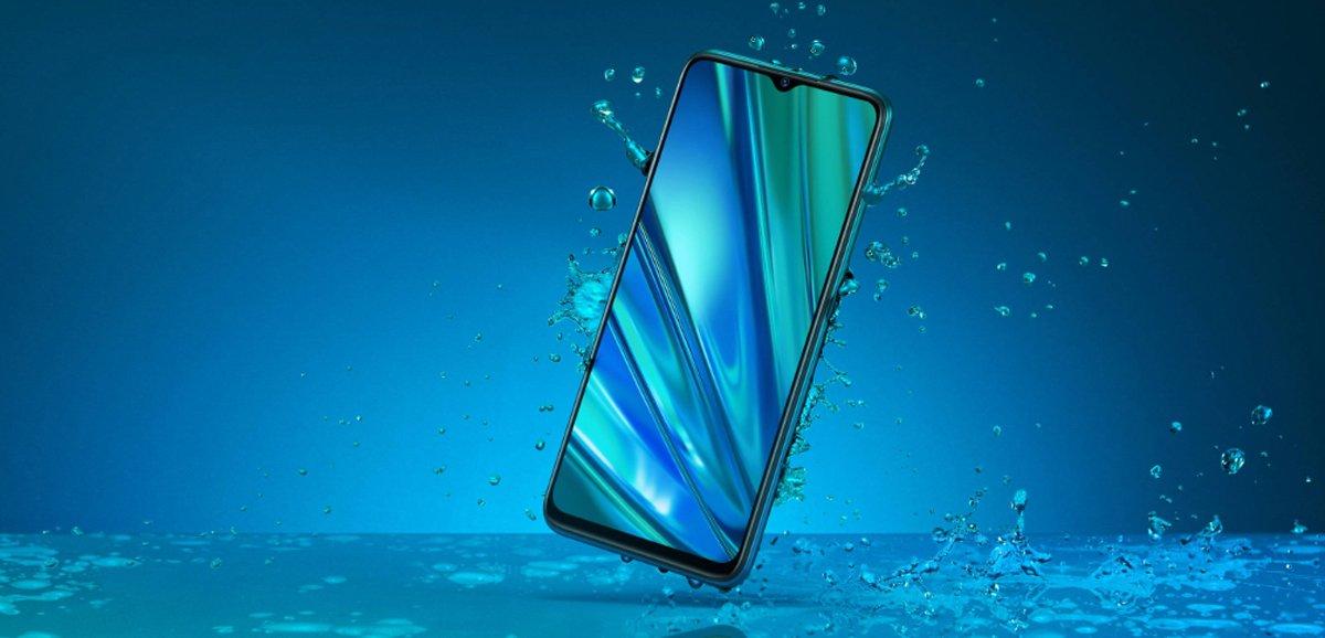 Смартфон Realme 5Pro 12