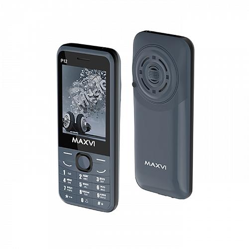 Мобильный телефон MAXVI P12 Marengo 1