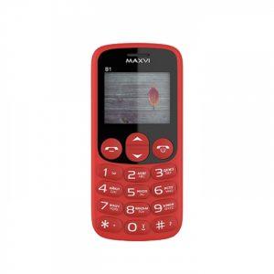 Мобильный телефон MAXVI B1 (red)