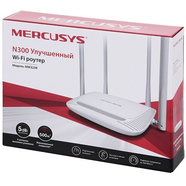 Маршрутизатор Mercusys MW325R